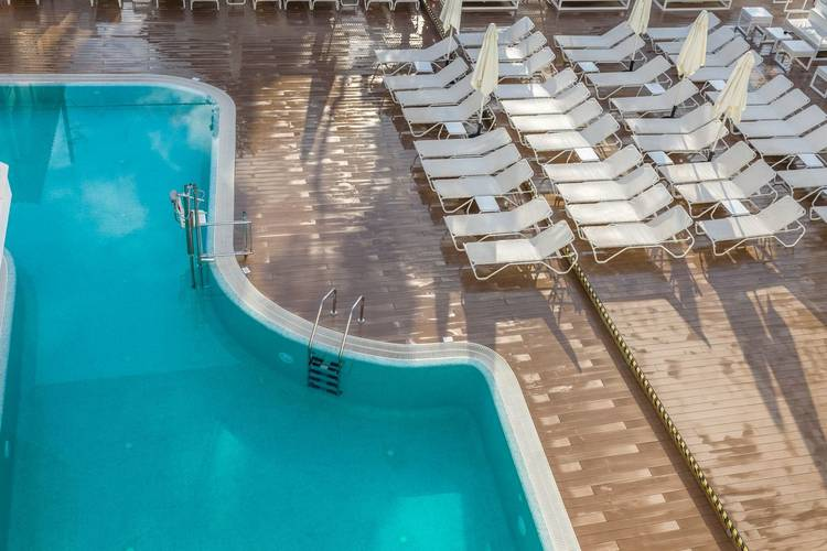 Swimming pool triton beach - adults only hotel cala ratjada